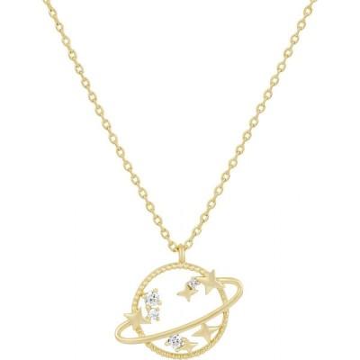 ガール ズクルー GIRLS CREW レディース ネックレス ジュエリー・アクセサリー Saturn Necklace Gold