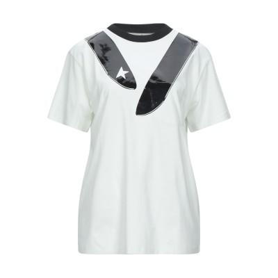 ゴールデン グース GOLDEN GOOSE DELUXE BRAND T シャツ ライトグレー S コットン 100% T シャツ