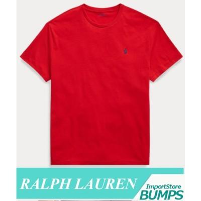 ポロ ラルフローレン  Tシャツ  半袖  メンズ  丸首  無地  クラシックフィット  XS〜XXL  新作 RL