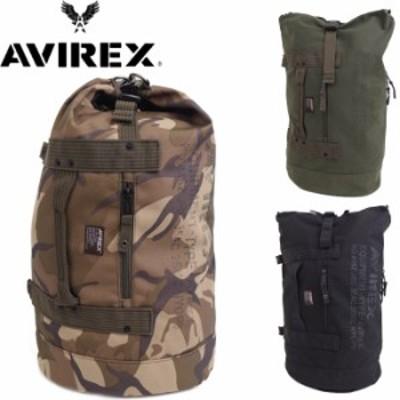 AVIREX/アビレックス バッグ 4way ボストンバッグ メンズ/レディース イーグルシリーズ ブラック/カーキ/迷彩 AV