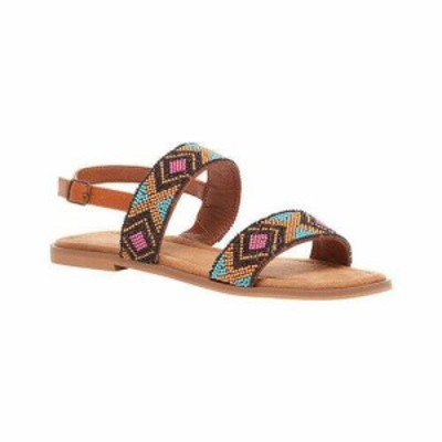 rocket ロケット ファッション サンダル Rocket Dog Womens  Fleta Tribe Beading Sandal