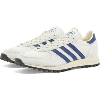 アディダス Adidas メンズ スニーカー シューズ・靴 trx vintage Chalk White/Black/Grey