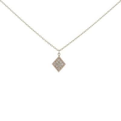 ココシュニック ダイヤモンドネックレス