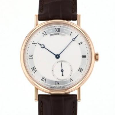 ブレゲ Breguet クラシック 7147BR/12/9WU シルバー文字盤 新品 腕時計 メンズ (W186265)