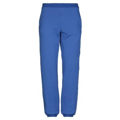 ジャストカヴァリ JUST CAVALLI パンツ ブルー M ナイロン 65% / コットン 35% パンツ
