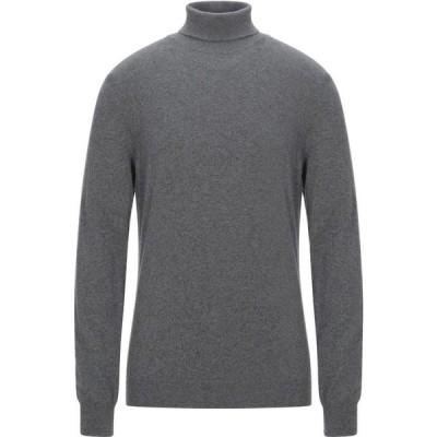 ゴールデン エイジ GOLDEN AGE メンズ ニット・セーター トップス Turtleneck Grey