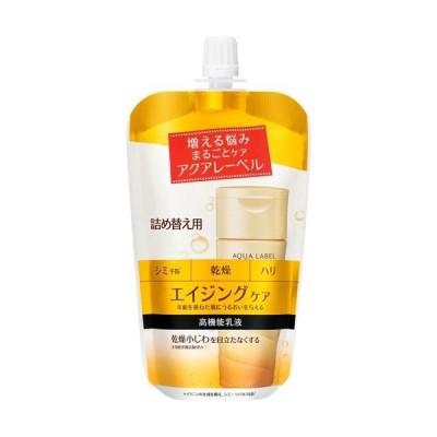 資生堂 アクアレーベル バウンシングケア ミルク 詰め替え用 ( 117ml )/ アクアレーベル