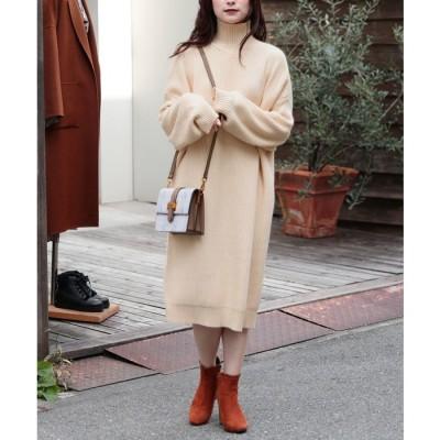Girly Doll ワンピース【2019秋冬商品】 ブラウン フリー レディース