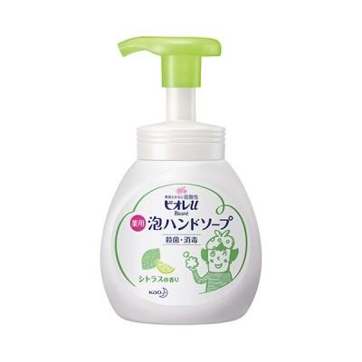 花王 ビオレu 泡ハンドソープ シトラスの香り ポンプ 250ml 1本