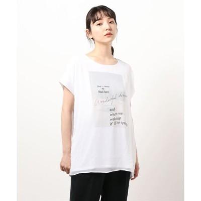 tシャツ Tシャツ フォトプリント3DTシャツ