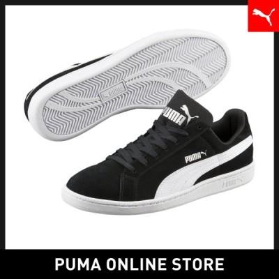 プーマ アウトレットメンズ レディース スニーカー PUMA プーマ スマッシュ スウェード スニーカー
