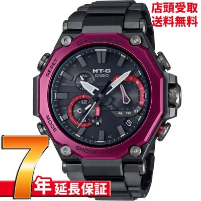 gショック カシオ 腕時計 メンズ ジーショック G-SHOCK MTG-B2000BD-1A4JF CASIO Gショック