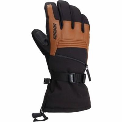 ゴルディーニ Gordini メンズ 手袋・グローブ GTX Storm Trooper II Glove Black/Tan