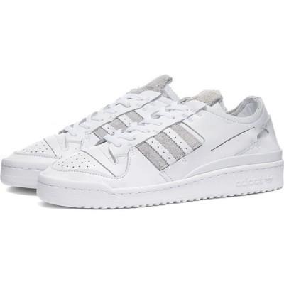 アディダス Adidas メンズ スニーカー シューズ・靴 forum 84 low White