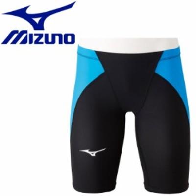 【メール便送料無料】ミズノ スイム 競泳用MX・SONIC α ハーフスパッツ ジュニア N2MB041191