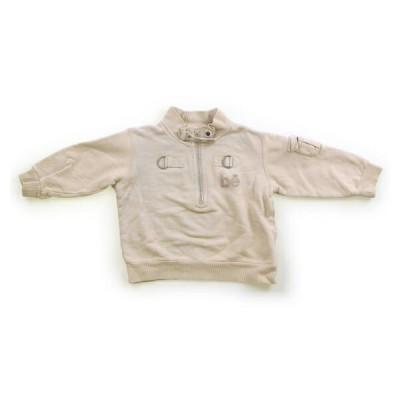 べべ BeBe トレーナー・プルオーバー 95サイズ 男の子 子供服 ベビー服 キッズ