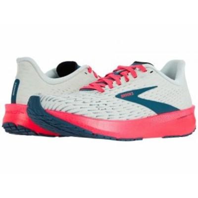 Brooks ブルックス レディース 女性用 シューズ 靴 スニーカー 運動靴 Hyperion Tempo Ice Flow/Navy/Pink【送料無料】