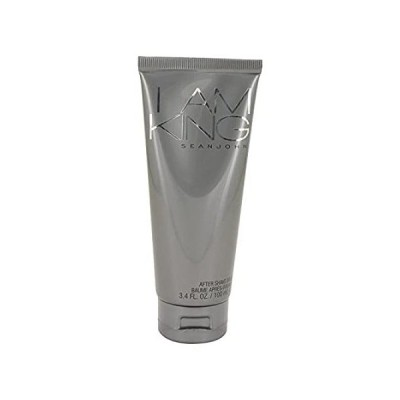 I Am King by Sean John After Shave Balm 3.4 oz for Men - 100% Authentic 好評販売中