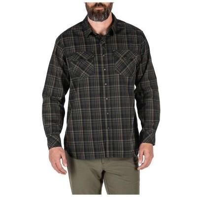 5.11 タクティカル メンズ シャツ トップス 5.11 Tactical Men's Peak LS Shirt