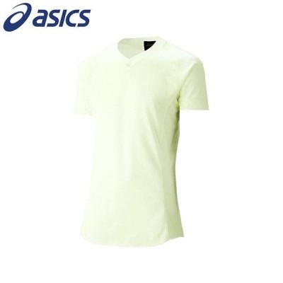アシックスベースボール(asics/野球) ゴールドステージ スクールブレードゲームシャツ BAS101-02