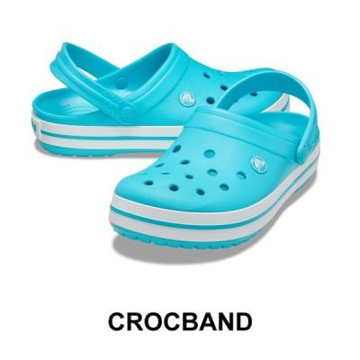 【クロックス crocs メンズ レディース】crocband/クロックバンド/デジタルアクア