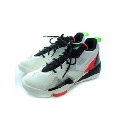 【中古】未使用品 ナイキ NIKE ジョーダン ズーム '92 JORDAN ZOOM 92 スニーカー 靴 シューズ CK9183 100 ホワイト 29cm ☆AA★ メンズ