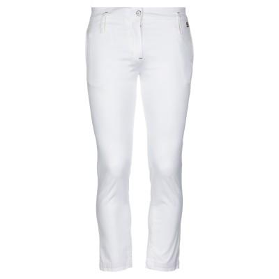 ナパピリ NAPAPIJRI パンツ ホワイト 44 コットン 97% / ポリウレタン 3% パンツ