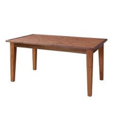 10%OFFクーポン対象商品 ダイニングテーブル 食卓 天然木 ヘリンボーン 幅150cm (  テーブル 150cm ダイニング テーブル 木製 150 4人掛け 4人 木目 ナチュラル 北欧 おしゃれ お洒落 新生活 引越し 引越し 新居 ) クーポンコード:7CLY8DW