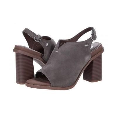 Yellow Box イエローボックス レディース 女性用 シューズ 靴 ヒール Carlee - Dark Gray
