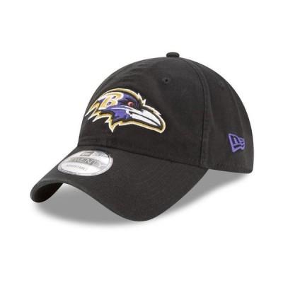 ニューエラ メンズ 帽子 アクセサリー Baltimore Ravens Core Classic 9TWENTY Cap