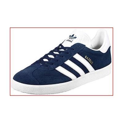 adidas Originals Gazelle Mens Trainers Sneakers (UK 7 US 7.5 EU 40 2/3, Navy White Gold BB5478)【並行輸入品】