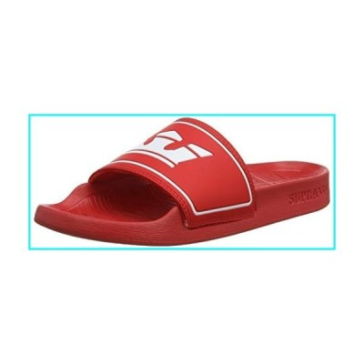 Supra Mens Lockup Risk Red Shoes Size 9