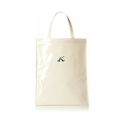 (キタムラ) ショッピングバッグ A4対応 DH0128 アイボリー (白) 91911