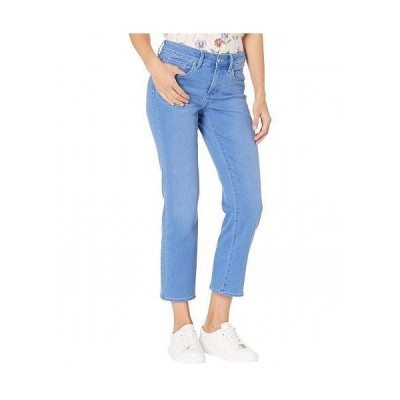 NYDJ エヌワイディージェー レディース 女性用 ファッション ジーンズ デニム Marilyn Straight Ankle Jeans in Edgewater - Edgewater