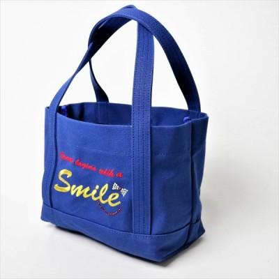 ポジティブトートバッグ 紺 Mサイズ