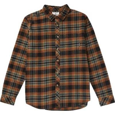 ビラボン メンズ シャツ トップス Billabong Men's Coastline Long Sleeve Shirt Alpine