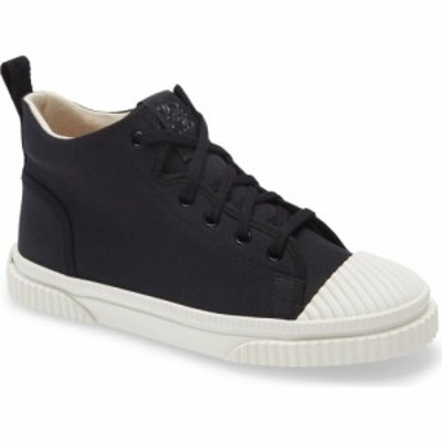 ロエベ LOEWE レディース スニーカー ハイカット シューズ・靴 High Top Sneaker Black