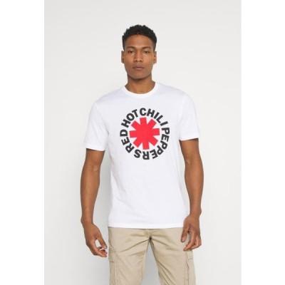 メンズ ファッション ONSRHCP LIFE TEE - Print T-shirt - white