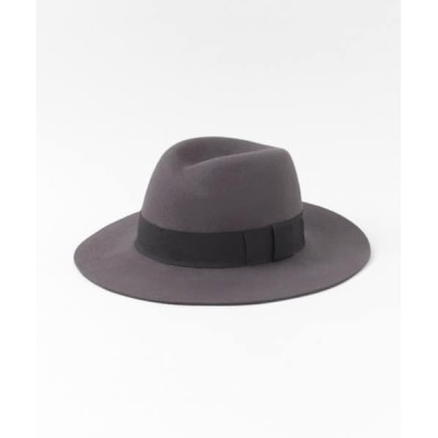 帽子 ハット デザインつば広HAT∴