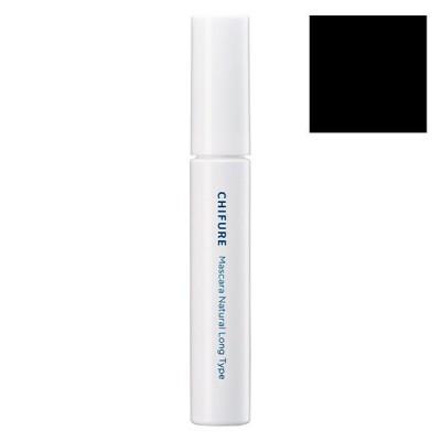 ちふれ化粧品ちふれ化粧品 マスカラ ナチュラルロングタイプ BK30 ブラック