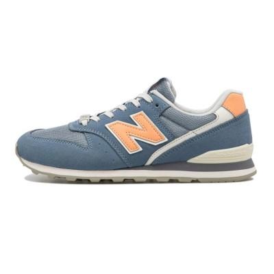 レディース【NEW BALANCE】 ニューバランス WL996WA2(D) WL996 WL996WA2 BLUE/OR(WA2) 22.5cm ブルー