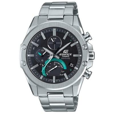 ジーショック 腕時計 アクセサリー レディース G-Shock Men's Solar Connected Stainless Steel Bracelet Watch 45.6mm Silver