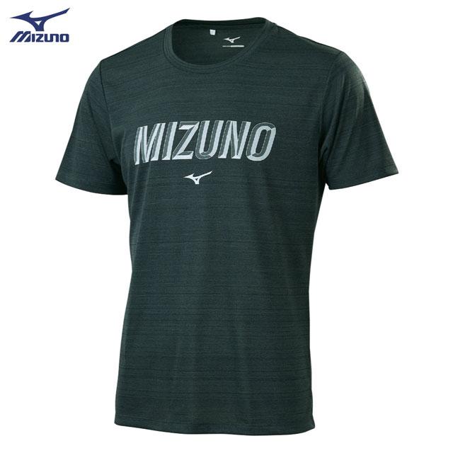 【美津濃MIZUNO】Slim FIT 男款短袖T恤 32TA100609(黑)