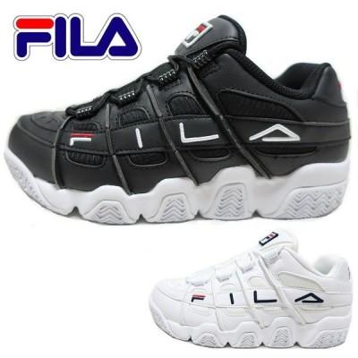 FILA フィラ スニーカー シューズ/靴 メンズ フィラバリケード XT 97 HERITAGE F0414 ホワイト/ブラック