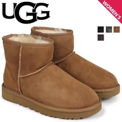 UGG アグ ムートン ブーツ クラシック ミニ 2 WOMENS CLASSIC MINI II 1016222 レディース
