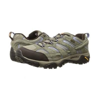 Merrell メレル レディース 女性用 シューズ 靴 スニーカー 運動靴 Moab 2 Waterproof - Dusty Olive