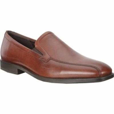 エコー ローファー Edinburgh Modern Loafer Cognac Leather