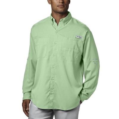 コロンビア シャツ トップス メンズ Men's Big & Tall Tamiami II Long-Sleeve Shirt Key West