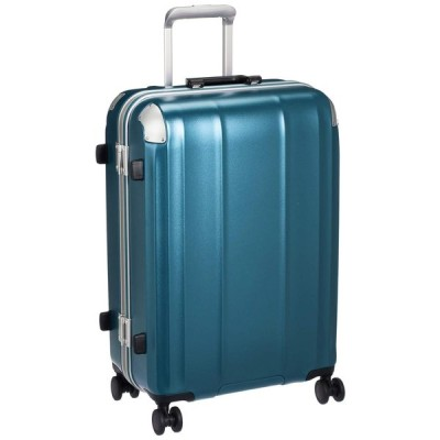 [サンコー] スーツケース フレーム SIGNER-S 双輪 大型 SIGS-61 63L 61 cm 4.1kg ダークブルー