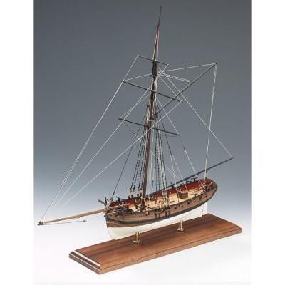 帆船模型キット レディーネルソン マイクロクラフト